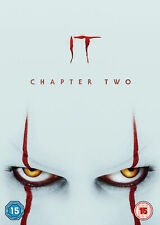 IT Chapter Two 2 (DVD) James McAvoy, Jessica Chastain, Bill Hader