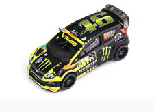 Ford Fiesta RS WRC  Rally Monza 2013 V.Rossi 1/43 RAM619 Ixo Models