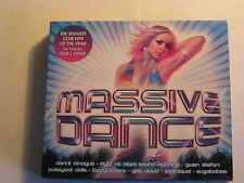 Massive Dance (2005) 2CD+DVD 54 trks ft PCD,Girls Aloud,Rihanna,Black Eyed Peas