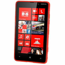 Nokia Lumia 820 - 8GB - Red (Unlocked) Smartphone-very good condition