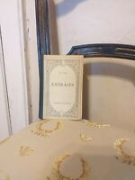 Platon : Extraits - Hachette - TBE