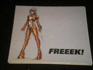 George Michael - Freeek! - The Long And Winding Road - 3 Track CD Single - 2002