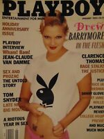 Playboy January 1995 Drew Barrymore Melissa Deanne Holliday #8079