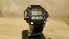 1995 Retro wristwatch Casio PRT-30 1405 PROTREK digital LCD Twin sensor Japan