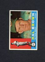 1960 Topps #89 Hal Brown EX C00007195
