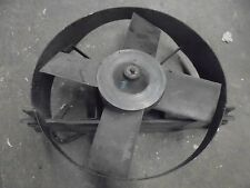 JAGUAR XJ6 XJS AC A/C Condenser Cooling Fan Motor and Blade 1982-1987 CAC2047