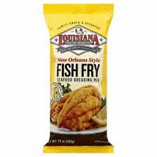Louisiana Fish Fry New Orleans Style Lemon Mix, 10-Ounce SINGLE PACK
