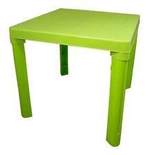 Children's Plastic Table
