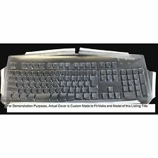 Viziflex Keyboard Cover for Dell Latitude E6500 ,Keeps Out Dirt Dust Liquids