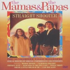 The Mamas And The Papas - Straight Shooter [Dvd] (UK IMPORT) DVD NEW