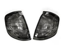 Depo 92-99 Mercedes Benz S Class W140 Euro Style Smoke Corner Signal Light Pair