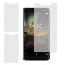 2er Set Panzerglas Displayschutzfolie für Nokia 6 2018 Schutz Hart Glas Folie 9H