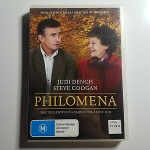 Philomena | DVD Movie | Judi Dench, Steve Coogan | Drama/Comedy | 2013 | PAL