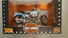 Nib Harley Davidson 92 Fxdb Daytona 50th Anniversary Die Cast 1:18 Motorcycle