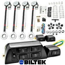 4 Car Window Power Kit For Ford Super Duty F-100 Ranger F-150 Heritage F-250