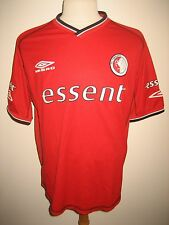 FC Twente MATCH WORN Holland football shirt soccer jersey voetbal trikot size XL
