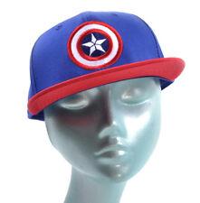 Captain America Logo Marvel Age of Ultron Avengers Casquette Snapback