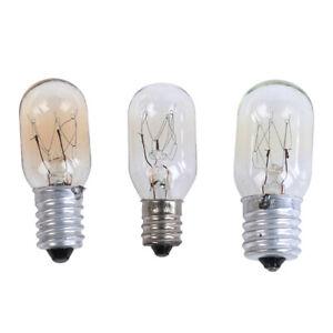 15w Refrigerator Bulb Microwave Light E12/E14/E17 Toaster/Steam Bulb Light 2_cd