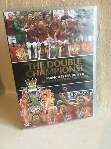 Manchester United - End Of Season Review 2007/2008 (DVD, 2008) new And Sealed