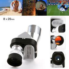 Telescope Single Barrel High-power High-definition Night Vision Optical Lens gA