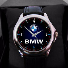 BMW IM3 Men's and women Watch Sport Black Leather
