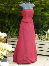Monsoon Strapless Maxi Dress & Top Size 08 10 Wedding BridesmaidPROM Ball