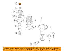hyundai oem 11-15 sonata front suspension-top cap 546393r000