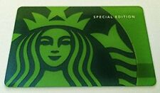 STARBUCKS Card 40TH ANNIVERSARY - Tribute - 2011 Siren - Free Shipping
