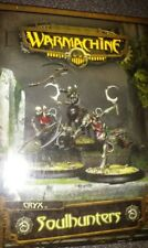 Warmachine: Cryx Soulhunters (3) PIP34044 New