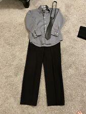 Boys Size 10 Dress Shirt & Dress Pants