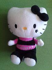 Hello Kitty Peluche Hello Kitty 15 cm Articolo Originale da Collezione