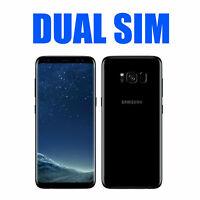 Samsung Galaxy S8 PLUS G955FD Dual SIM 64GB Midnight Black