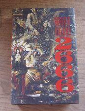 2666 by Roberto Bolano - 1st/1st HCDJ  -  2004  - savage detectives - FINE