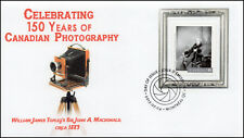 Ca17-024, 2017, 150 years of Canadian Photography, William Topley, Day of Issue,