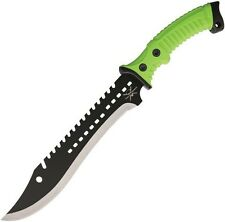 "Frost Cutlery FTX3115GN Tac Xtreme 15.5"" Machete Green Handle"