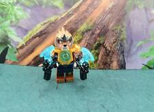 Lego Mini Figure Legends of Chima Lavertus with 2-Sided Head from Set 70129