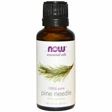 Pine Needle (100% Pure), 1 oz - NOW Foods Essential Oils