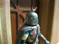 Star Wars Award Winning Custom Cast 6 Inch Space Door Mandalorian Free Shipping