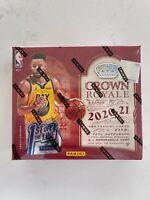 🌟 2020-21 Panini 1st Off The Line FOTL Crown Royale NBA Basketball Hobby Box 🌟