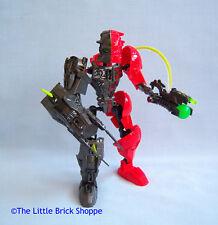 RARE Lego Hero Factory 6218 SPLITFACE - Complete figure only