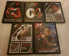F1 Formula 1 DVD Bundle Some Rare Some New & Sealed 2003 2004 2008 2009 2011