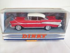 Dinky Toys  DY-2 Chevrolet Bel Air 1957 Red & White