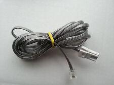 Cable de línea telefónica Panasonic Original Genuina Cable Lead pqja 87S