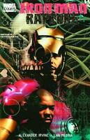 Iron Man: Rapture by Irvine, Medina & Bradstreet 2011 TPB Marvel Knights