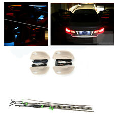 Car Dual Color LED Ambient Door Light Atmosphere Interior Lamp For BMW F10 F11