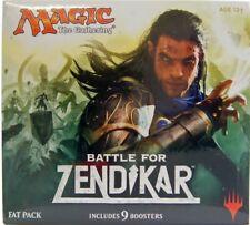 Battle for Zendikar Fat Pack - englisch - Magic the Gathering TCG MTG FATPACK