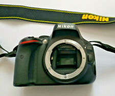 Nikon D5100 Camera Body With Lowepro Bag & Instructions