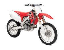 Articoli di modellismo statico motocross rossi Scala 1:12