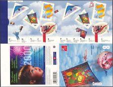 Canada 1999 Kites/Kite Flying/Dragon/Sports/Toys 8v s/a bklt (s6165)