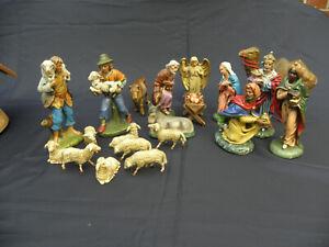 Antike Krippenfiguren nach 1945 bis 1963